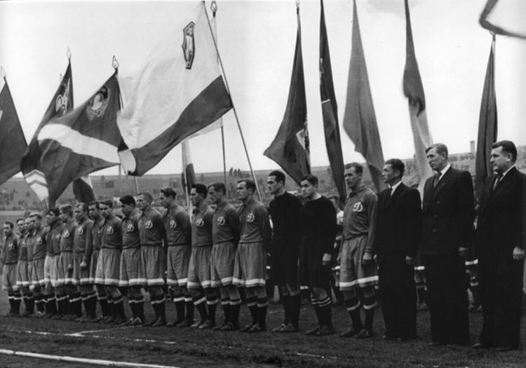 "Стадион ""Динамо"". 1949 год."