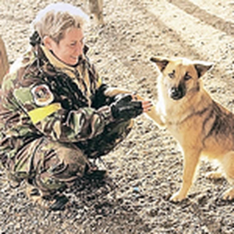 Яна Волкова посвятила свою жизнь помощи бездомным животным.