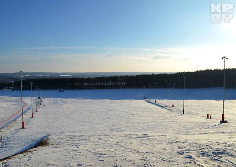 Приезжать сюда придется со своими лыжами или сноубордами