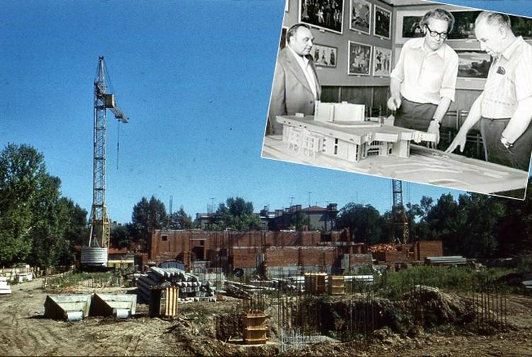 Во всех воспоминаниях о Киселеве есть слова о том, что он умел добиться своего, но при этом никогда не заигрывал с властями. Главная его победа в битве с чиновниками - новое здание театра, которое начали строить еще в 1986-м.