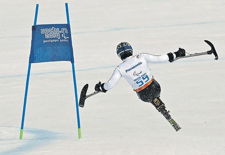 3. Переживала за бесстрашных горнолыжников.
