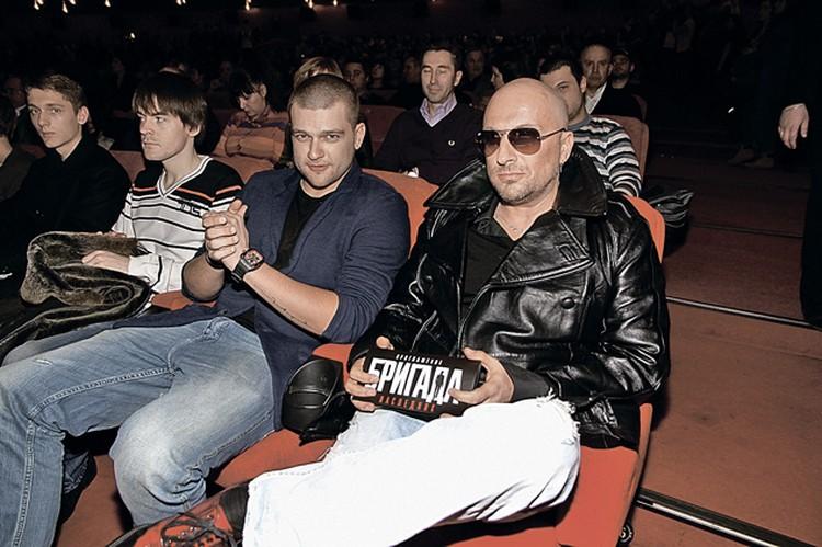 Сын Дмитрия Нагиева Кирилл пошел по стопам отца в актеры.