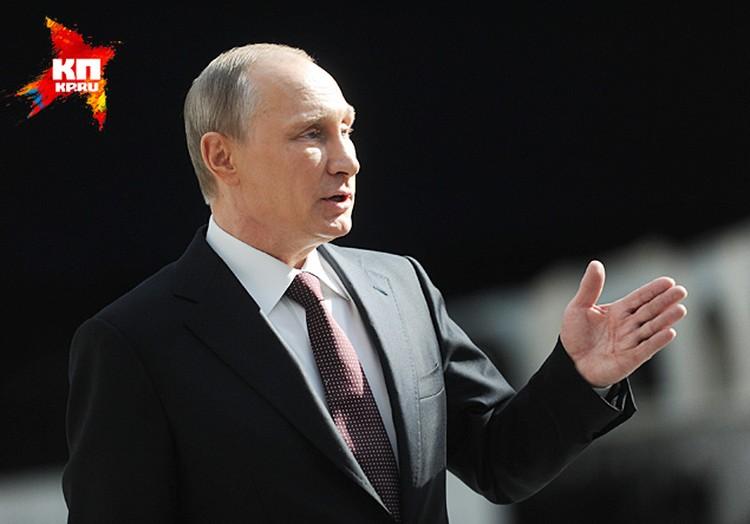 """После """"Прямой линии"""" президент пообщался с журналистами"""