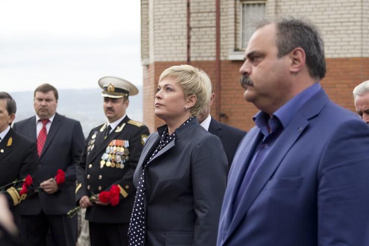 """Марина Ковтун назвала погибших на АПЛ - героями """"Курска"""", которые навсегда останутся в наших сердцах."""