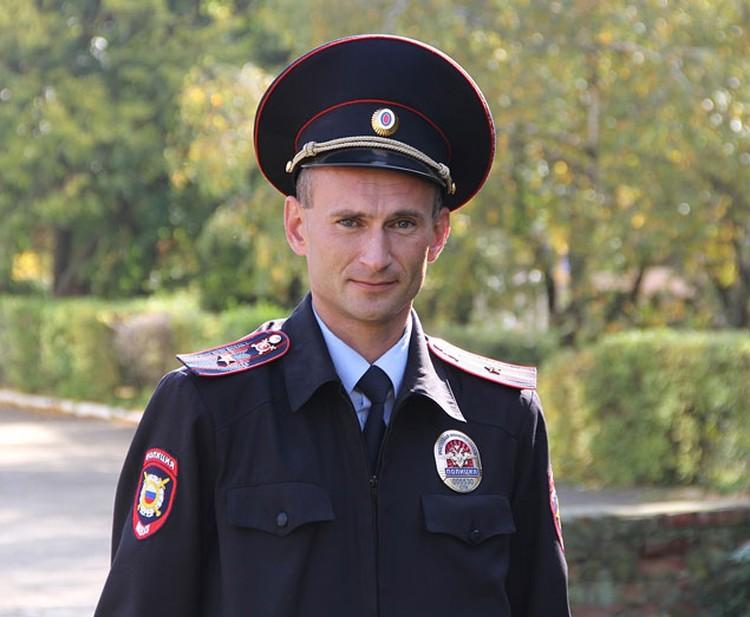 Денис БРОННИКОВ (фото:пресс-служба ГУ МВД по СК)