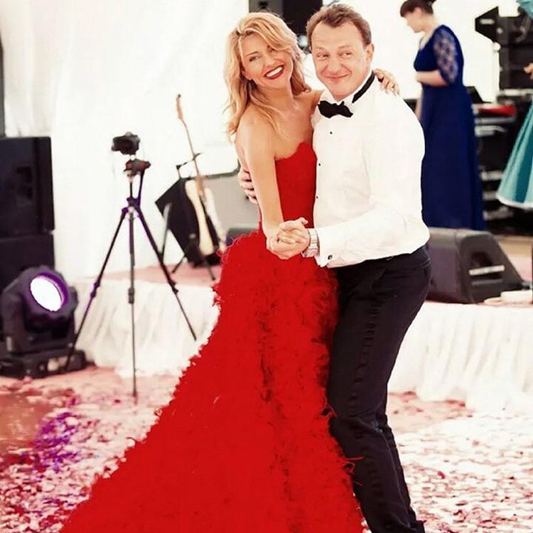 Башаров вернул тестю деньги, потраченные на свадьбу