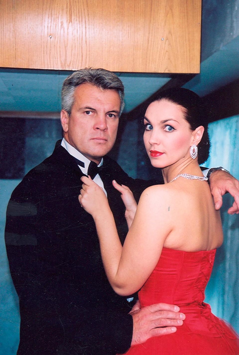 Светлана Боровская и Анатолий Котенев вместе уже 25 лет. Фото: из личного архива