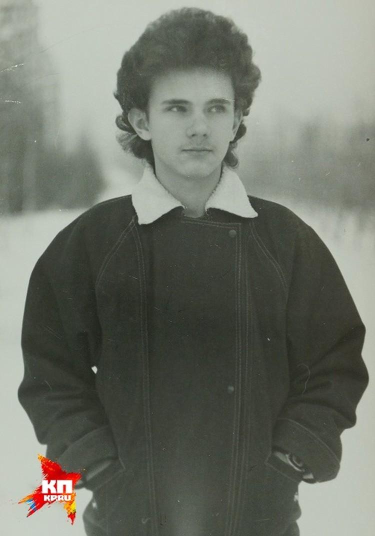 Лошагин с детства мечтал стать фотографом