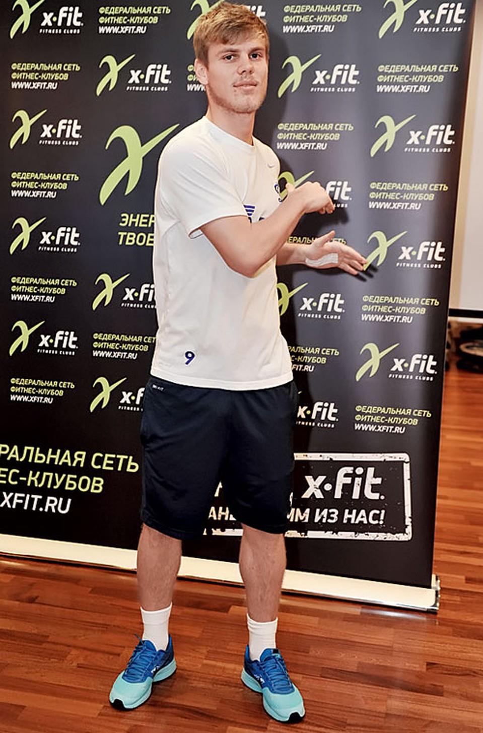 Анастасия Волочкова показала эффективные упражнения для стального пресса