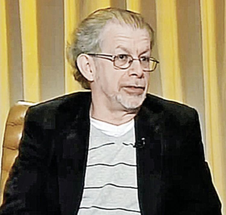 Астролог Григорий Кваша. Фото: youtube.com