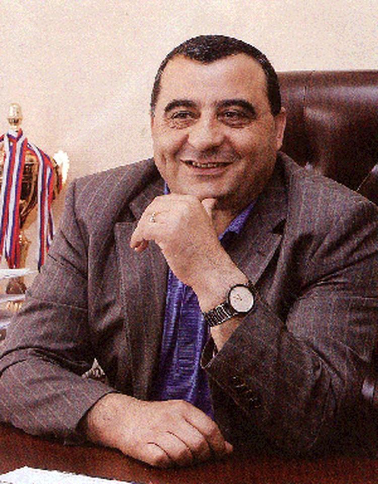 Егиазар Егиазарян, долгое время являвшийся  главой концерна «Рубикон»