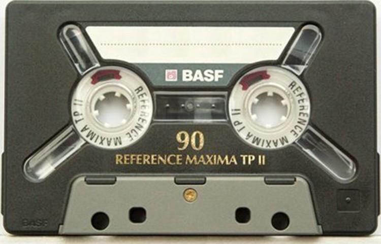 Аудиокассета сегодня практически раритет.