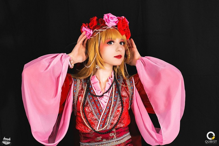 Участники фестиваля штют себе или костюмы азиатских стран, или переодеваются в героев фильмов и мультфильмов. фото: Qubist