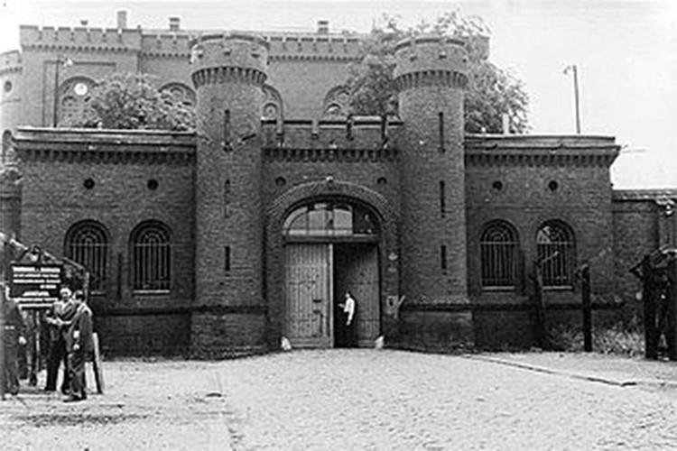 В Шпандау Гесс провел 40 лет. После его «самоубийства» в 1987 г тюрьму снесли, весь строительный мусор выбросили в море. ФОТО: WIKIPEDIA