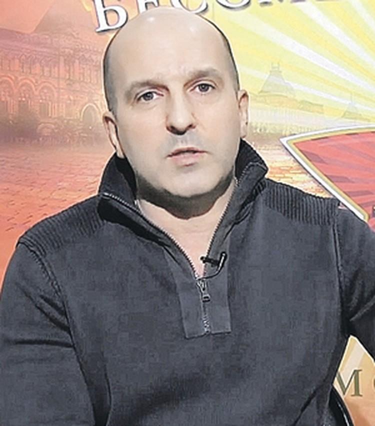 Николай Земцов. Фото: youtube.com