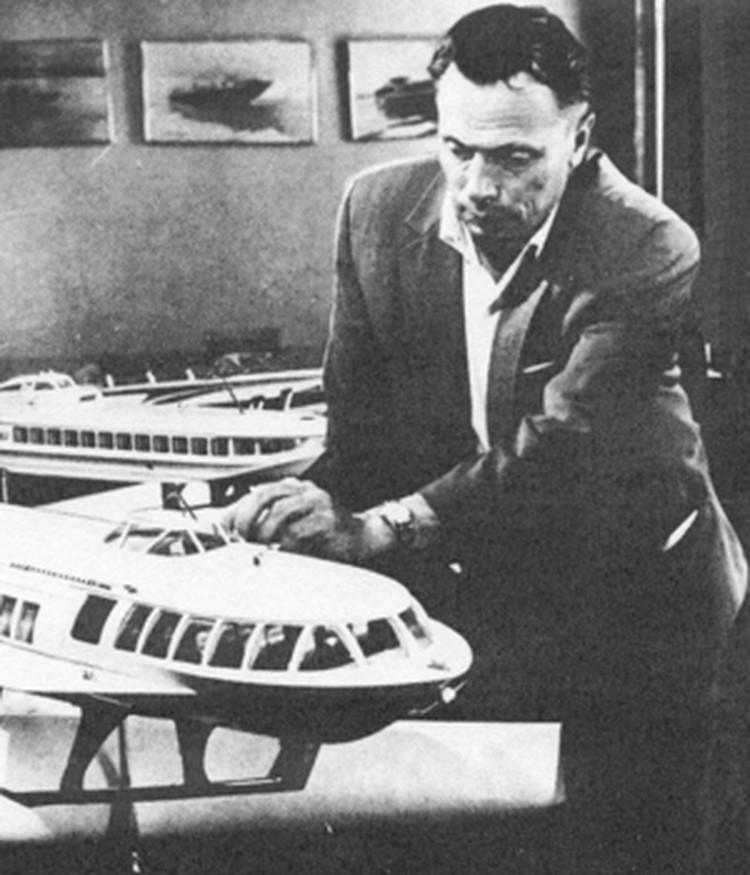 Каждый год КБ Алексеева выпускало новую модель судна.