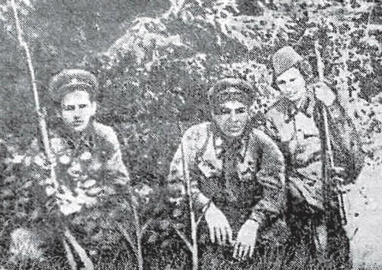 Жена и сын пограничника воевали плечом к плечу с первых дней войны.