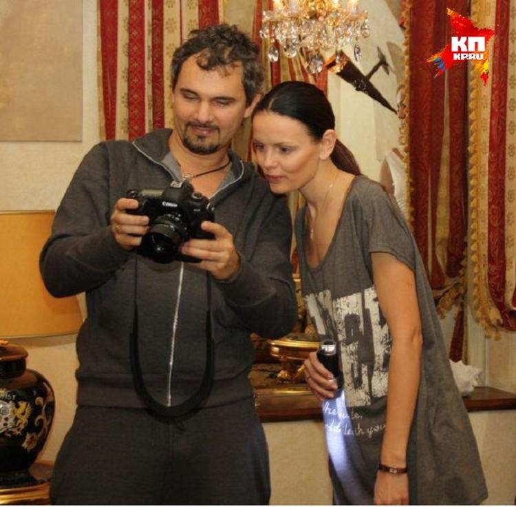 По словам, Лошагина, у него не было причин убивать жену. Супруги прекрасно ладили. Кроме того Юлия была ассистентом фотографа. Фото: facebook
