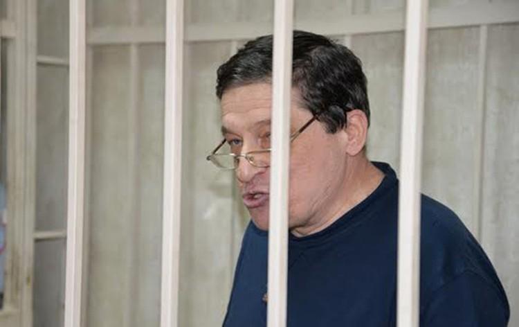 Александр Полухин своей вины не признает. Фото пресс-службы УФСКН РФ по Воронежской области.