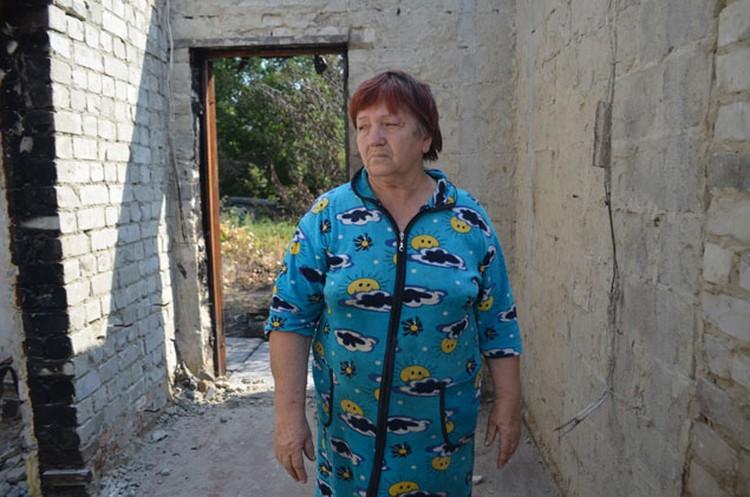 Любовь Тимофеевна и подумать не могла, что в один миг лишится дома, который они с мужем строили всю жизнь.