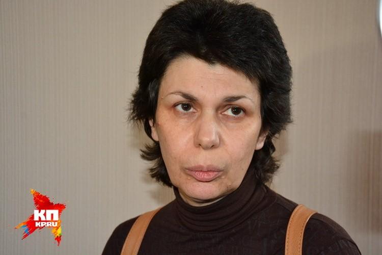 Наталья Конькова считает, что ее сын - невменяемый.