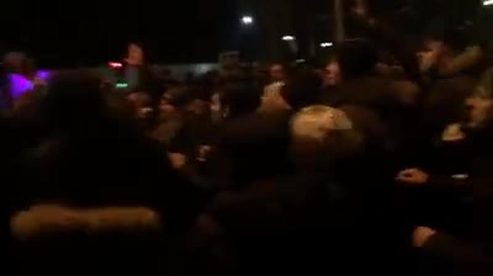 Михаю Гимпу в центре Кишинева разбили голову