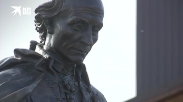 Памятник полководцу Суворову открыли во Владимирской области