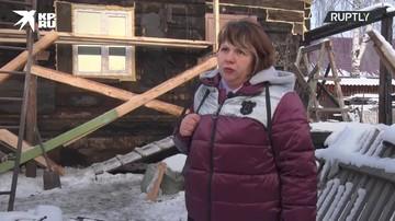 Сотрудник Росгвардии спас двоих детей из пожара в частном доме в Бийске