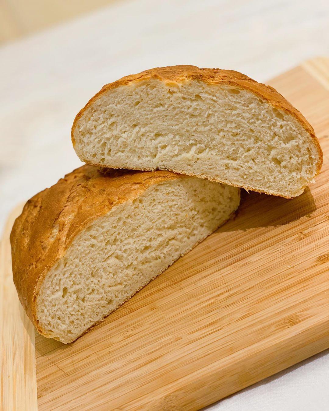 Дома закончился хлеб! Но это не беда! Испечем сами!