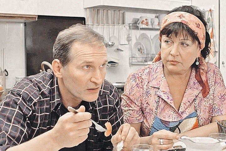 Татьяна Кравченко любви и радости в жизни почти не досталось