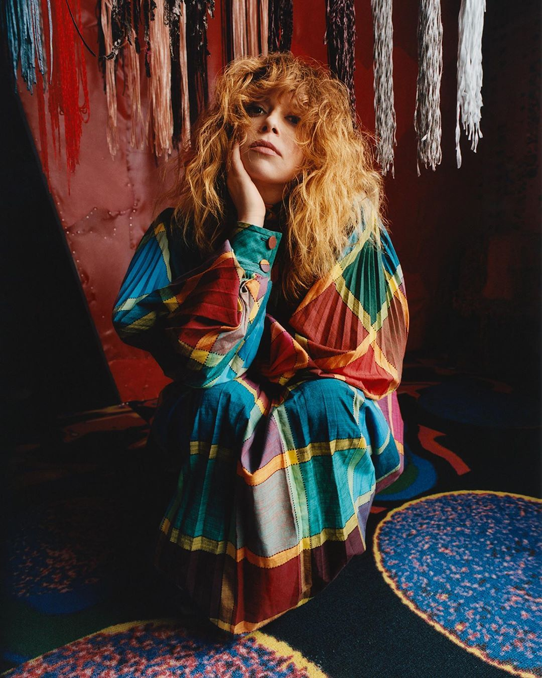 The Performers new episode in collaboration with @britishgq and @britishvogue is a deep-dive into @nlyonne s creative process.