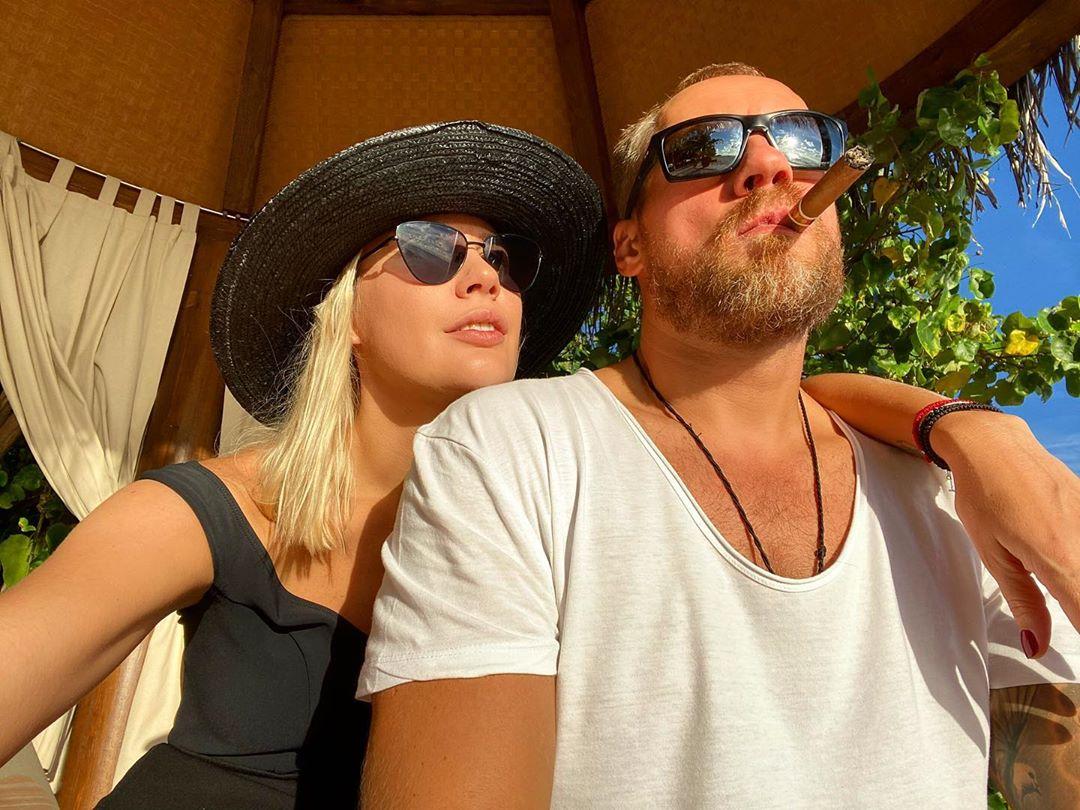 Пока все жаждали побед, мы совершили побег на остров @joalimaldives #еленалетучая