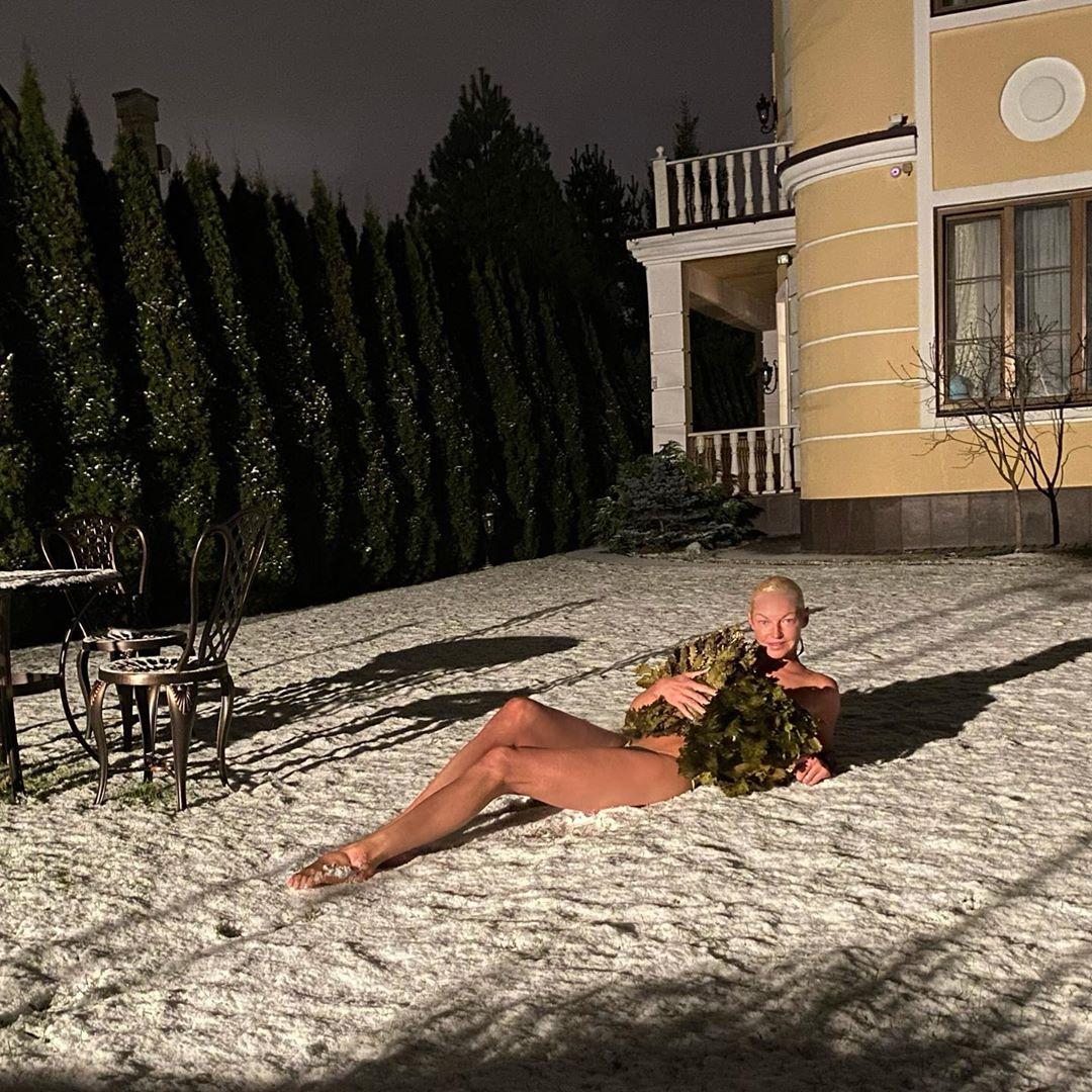 Наконец-то выпал снег!