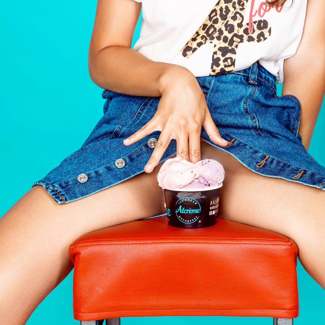 Взрослое мороженое- взрослые фотографии. Проявляем фантазию для самых ярких фотосессий, ведь у нас не просто мороженое....