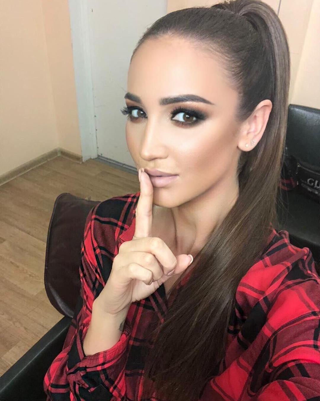 Ольга Бузова находится на первом месте среди русских звёзд в Instagram