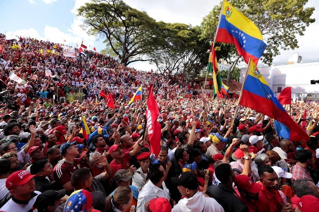 Николас Мадуро обратился к нации