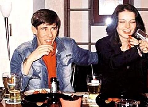 Это фотография единственное что осталось от......... #МаринаАлександрова #Алексеи Панин #ПанинАлександрова