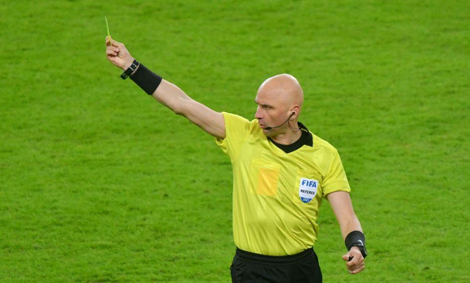 Российский арбитр Сергей Карасев обслужит матч Греция - Швеция. Фото: Global Look Press