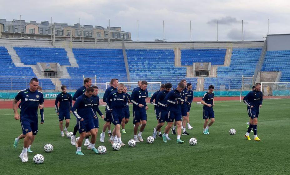 Футбольная сборная опустилась в рейтинге ФИФА. Фото: Андрей Вдовин