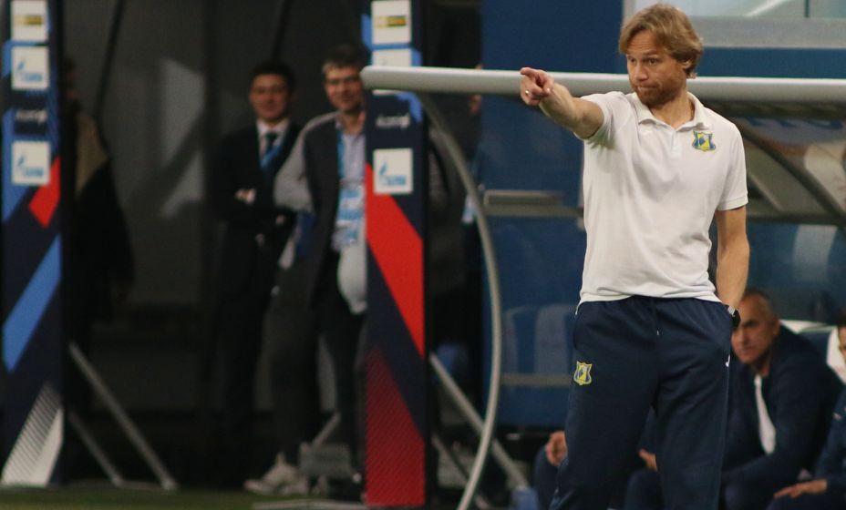 Валерий Карпин стал новым тренером сборной России. Фото: Global Look Press