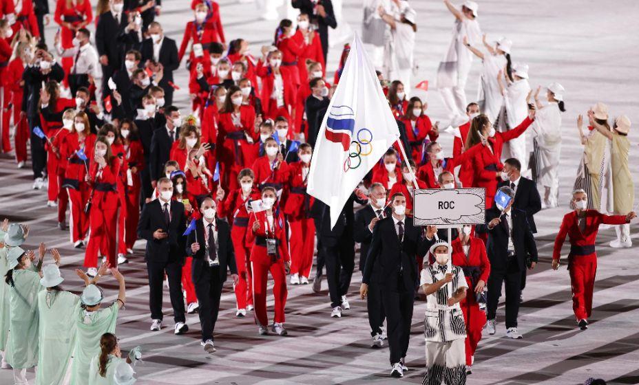 Сборная России Россия не вошла в Топ-10 по выплатам для призеров Олимпиады-2020 по версии Forbes. Фото: Reuters