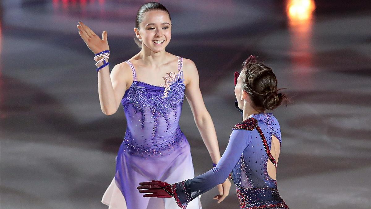 Камила Валиева готовится к олимпийскому сезону. Фото: GLOBAL LOOK PRESS