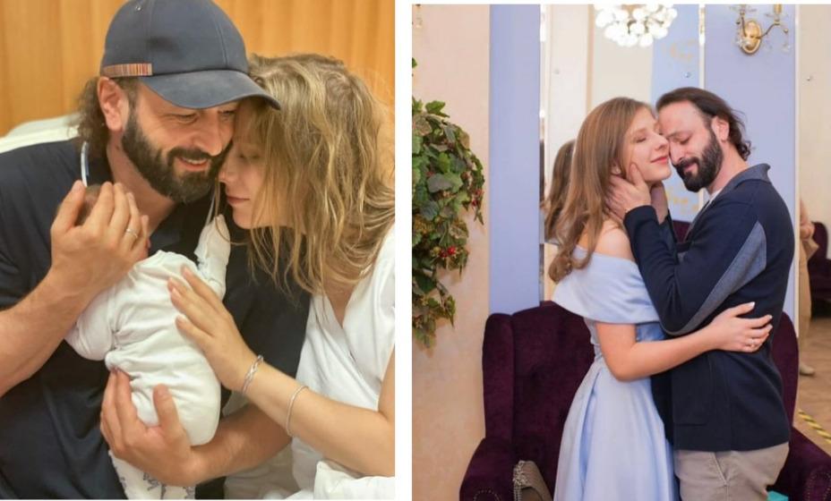 Илья Авербух и Лиза Арзамасова стали родителями. Фото: Инстаграм Ильи Авербуха