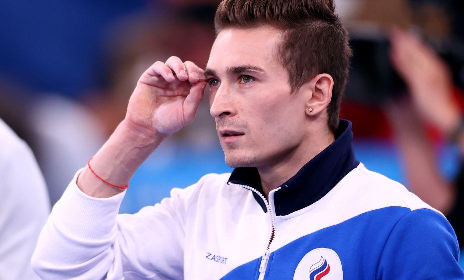 Российский гимнаст Давид Белявский. Фото: Reuters