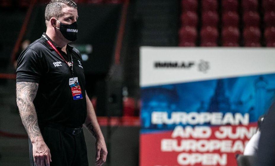 Марк Годдард, главный судья UFC, назвал преемника Хабиба. Фото: Союз  MMA