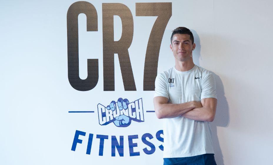 Роналду продолжает развивать свой бренд CR7. Фото: Global Look Press