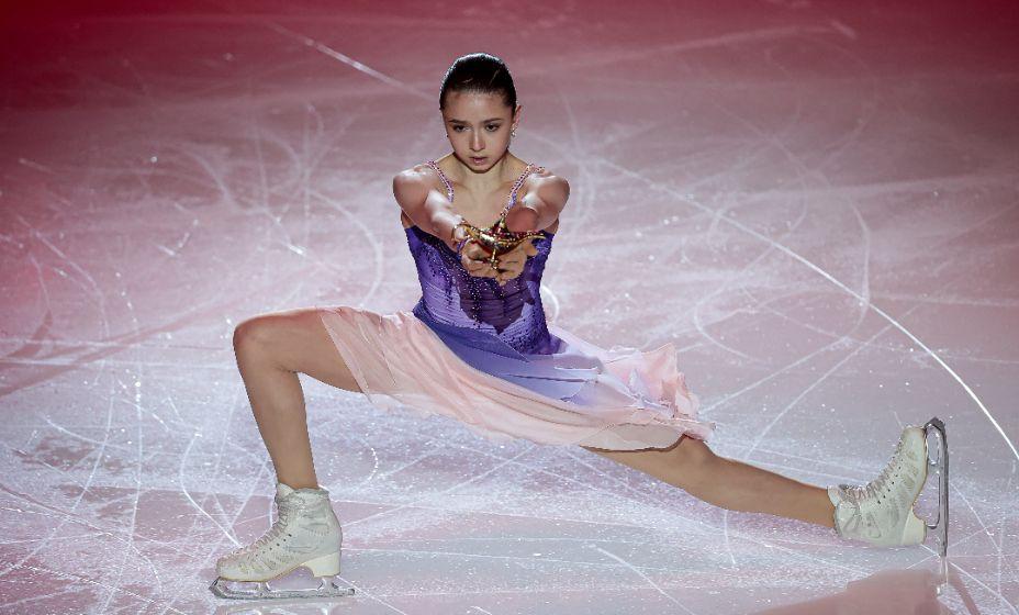 У фигуристки Валиевой большое будущее. Фото: Global Look Press