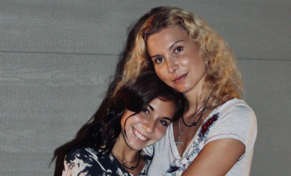 Этери Тутберидзе и ее дочь Диана Дэвис. Фото: Инстаграм Этери Тутберидзе