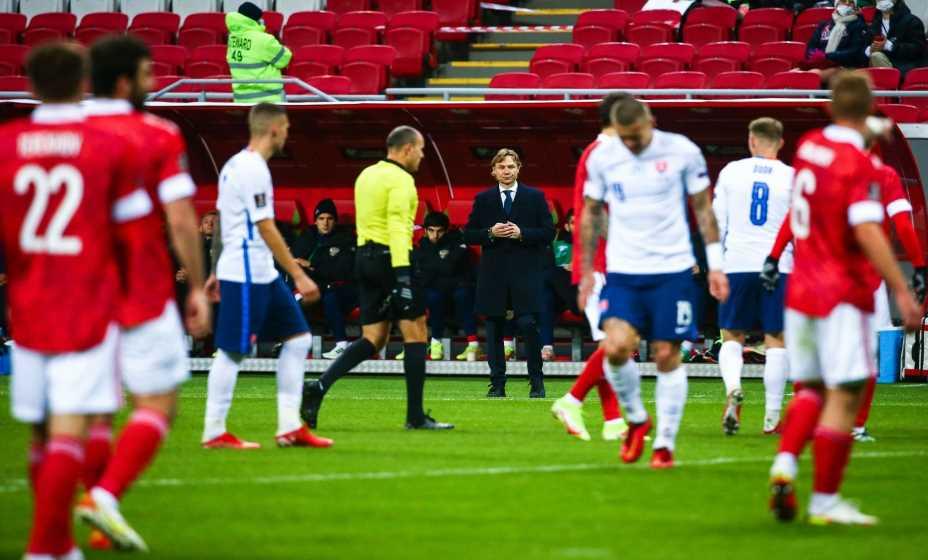 Команде Валерия Карпина в матче против словенцев необходимо что-то еще кроме удачи. Фото: РФС